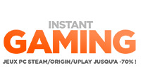 code promo instant gaming
