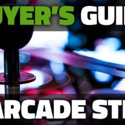guide stick arcade