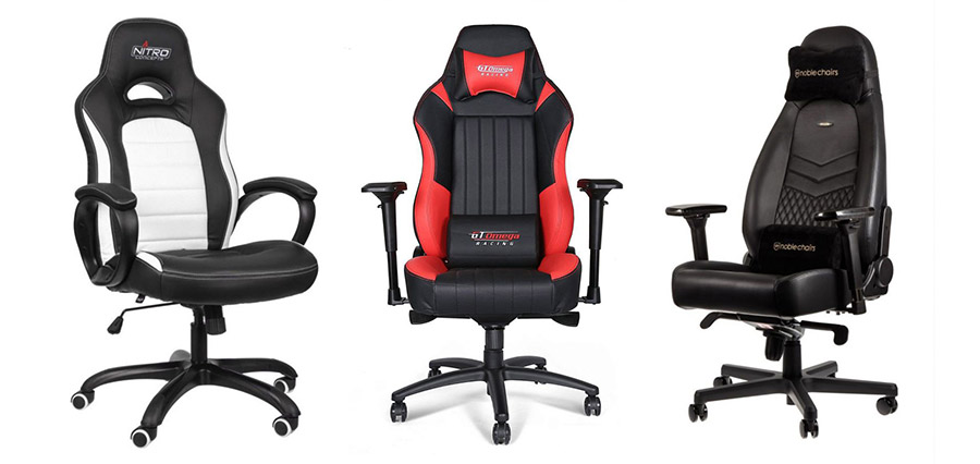 meilleures chaises gamer