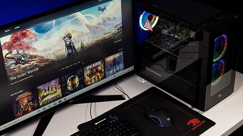ordinateur gamer pas cher