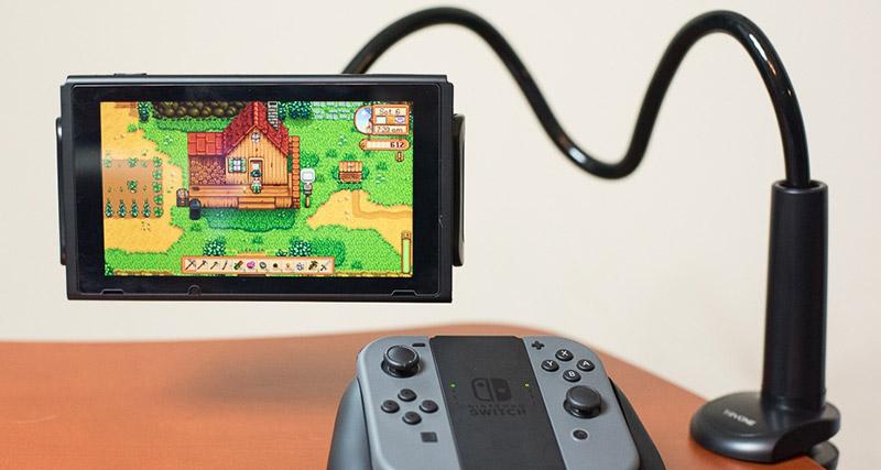 meilleurs accessoires nintendo switch
